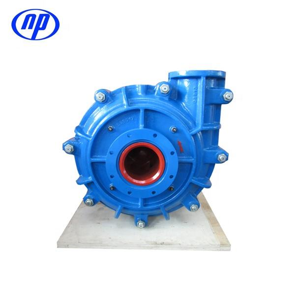 Naipu Pump inlet size 250mm Pump outlet size200mm 10/8 EM RM STAH centrifugal pump