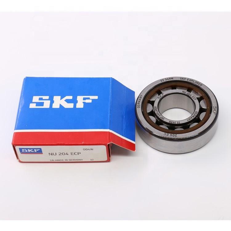 SKF NJ 306 ECP Cylindrical Roller Bearings 30x72x19mm