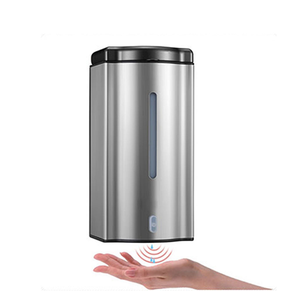 Liquid Soap Dispenser Stainless Steel Automatic Touchless Soap Dispenser