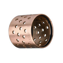 Custom Sizes  Split  Bronze Bushing Copper Sleeve Bearing
