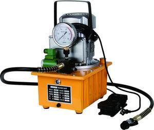 HHB-700A Factory 700 bar High Pressure hydraulic pump electric oil pump post tension oil pump