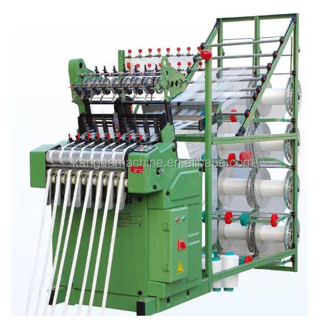 Cloth belt making machine