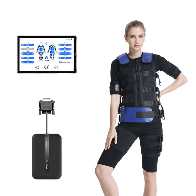Ems fitness machines electrical muscle stimulation