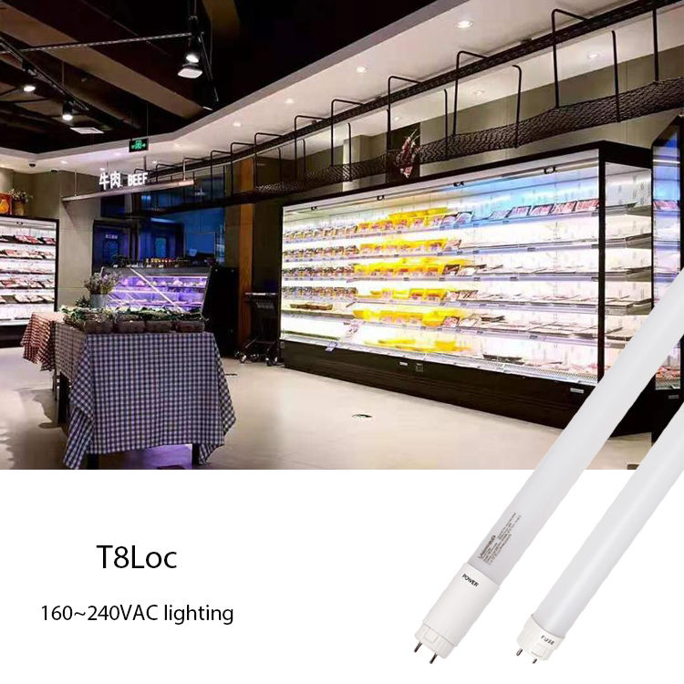 SMD2835 Waterproof IP20 G13 LED Refrigerator Tube Led Freezer Lighting Lamp