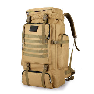 Multiple Color Selection Custom logo Oem nylon military Tactical Backpack