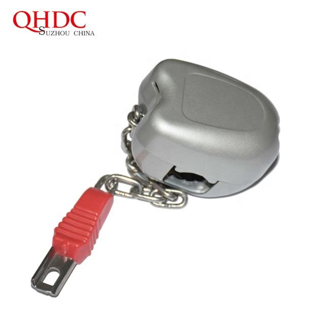 Coin operated shopping cart coin lock for sale