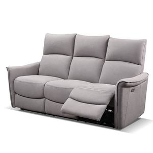 Factory Price Functional Sofa 3 Seater Leather Electric Recliner Sofa