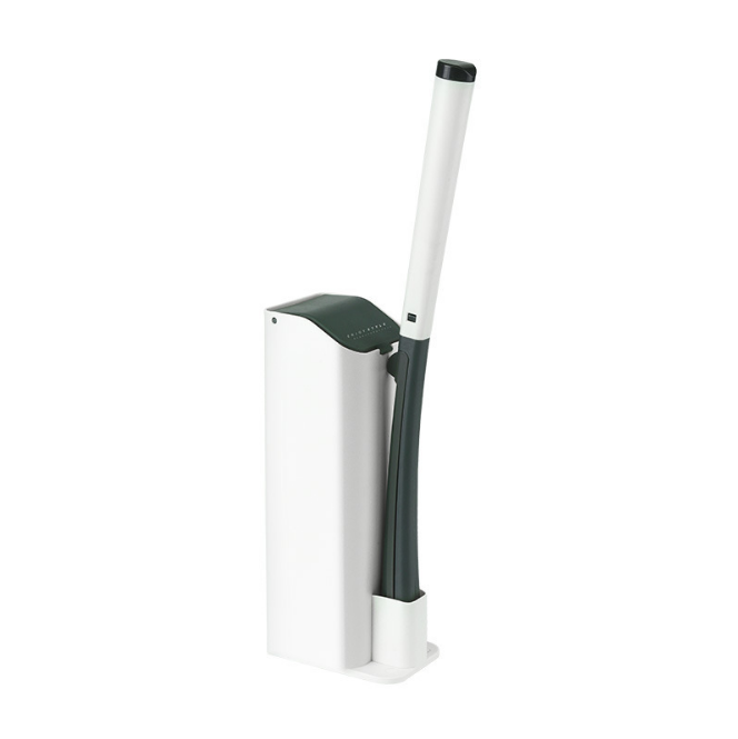 disposable toilet brush wand cleaning disposable long handle/toilet-brush-disposable