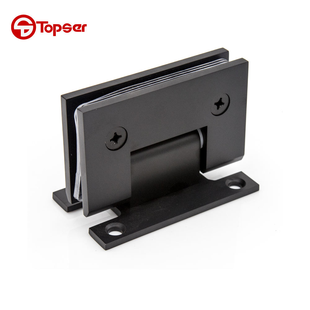 American hot selling type shower door hinge black