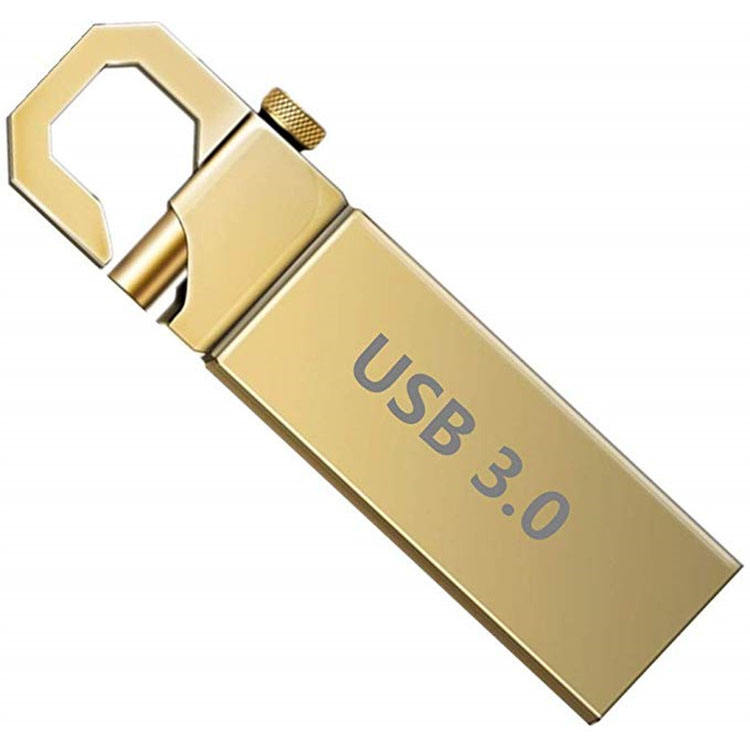 Storage Thumb Drive Waterproof Flash Pen Actual Disk Computer Car Office Usb Flash Drive Capacity 128 Gb Usb 3.0 Metal