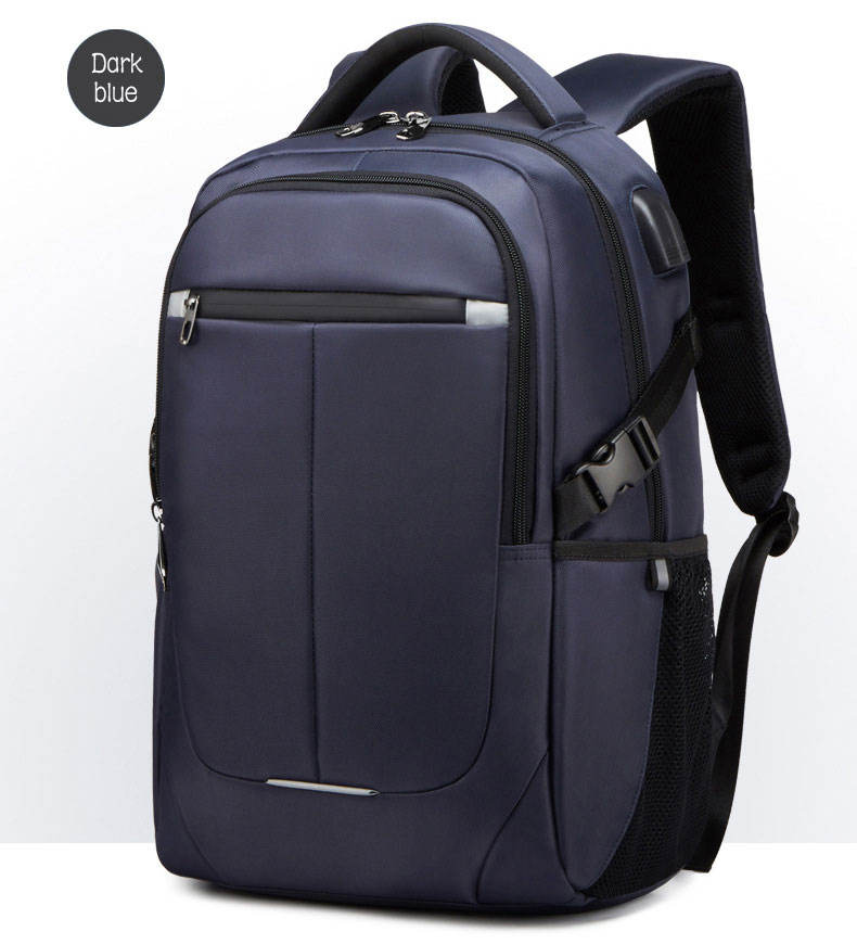 MINGXIN Oxford fabric high school students backpack business laptop knapsack