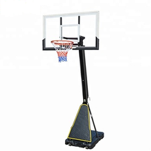 2020 New Arrivals Professional Outdoor Adjustable Portable Basketball Hoop Stand