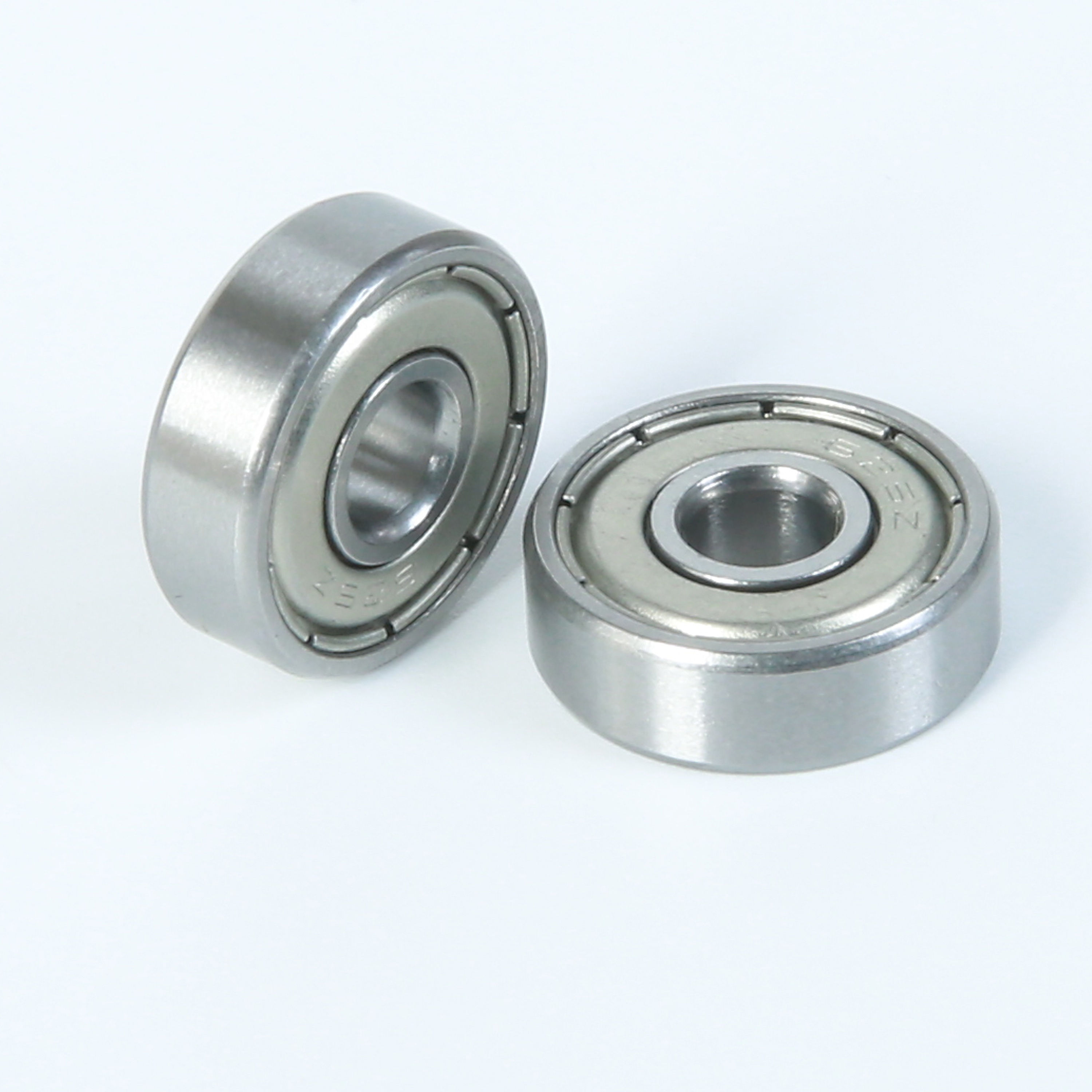 "Stainless Flanged Ball Bearings FR144zz 1//8/"" x 1//4/"" x 7//64/"" SFR144zz 10 PCS"