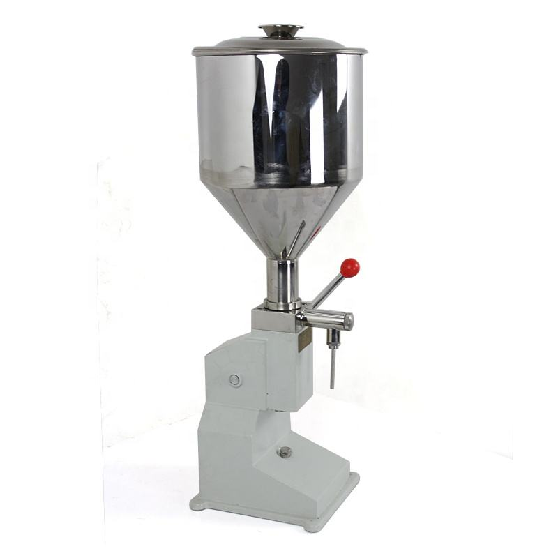 Manual Cream/Paste Filling Machine,Liquid Filling Machine For Ice Cream,Cosmetic,Ointment