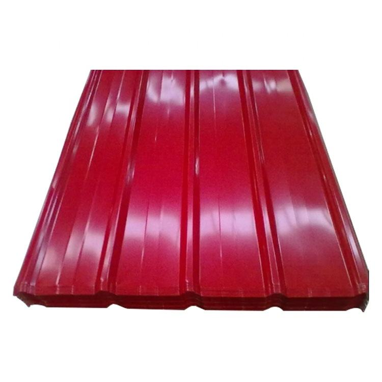 sheet metal/roofing material/ corrugated sheets