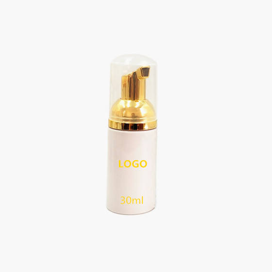 Wholesale Private Label OEM 30ml tear free oil free and alcohol free formula Eyelash Lash Foaming Cleanser lash shampoo