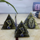 New Egypt Khufu Pyramid Decoration Crafts Tourist Souvenir Pyramid Model