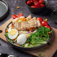 New Style Hotel Restaurant Supplier Scratch Proof Lunch Plate, High Temperature Ceramic Plate