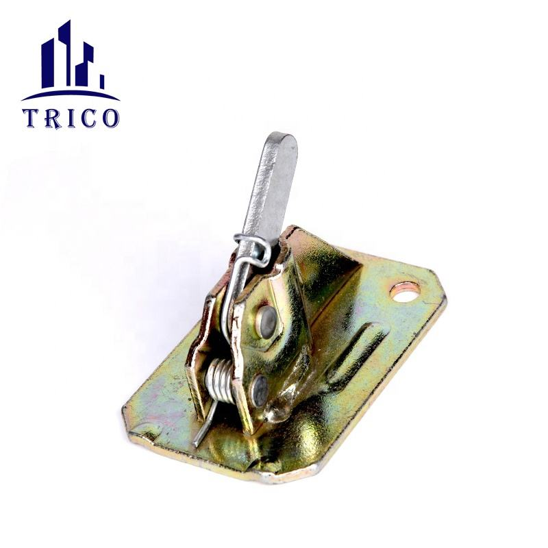 Factory on sale Steel Pressed Galvanized Formwork Spring Clamp