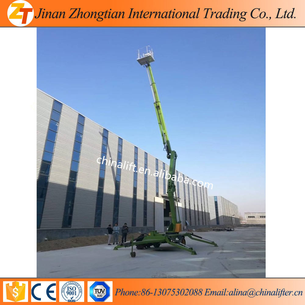 ZTCL 8-20m European Quality Articulating Boom Lift For Sale