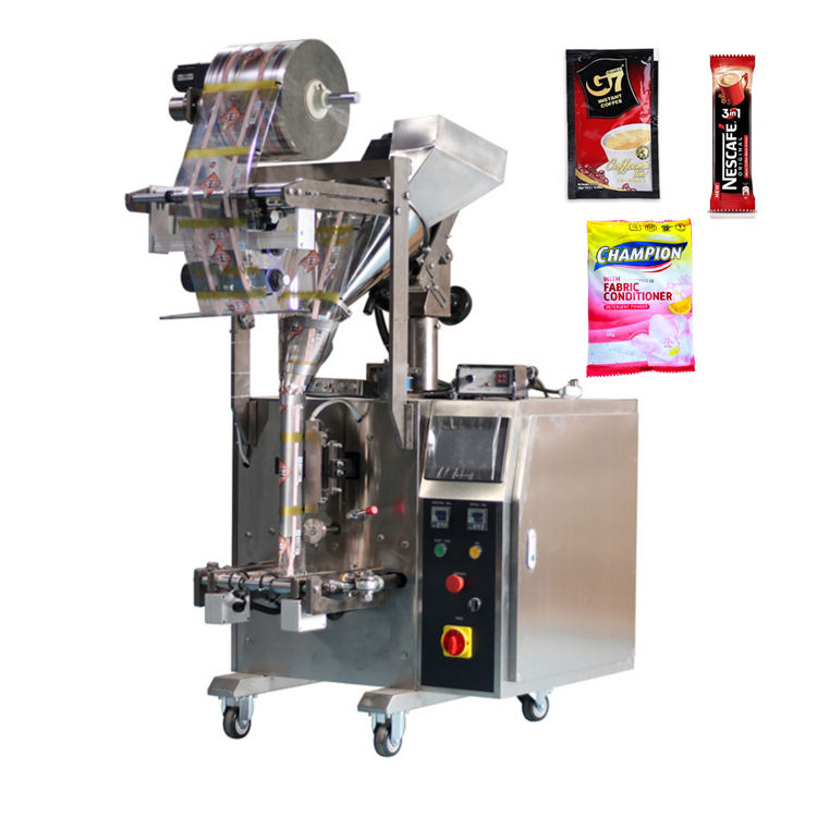Wheat Flour Detergent Powder Pouch Packaging Machine