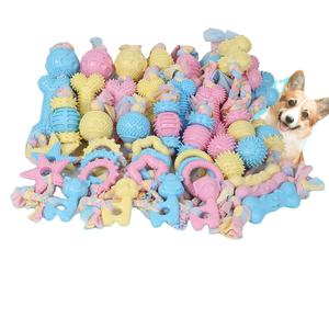 Durabale Puppy Teething Rope Toys Custom Dog Gifts 2020 Playing Training Cotton Rope Dog Pet Dog Toy