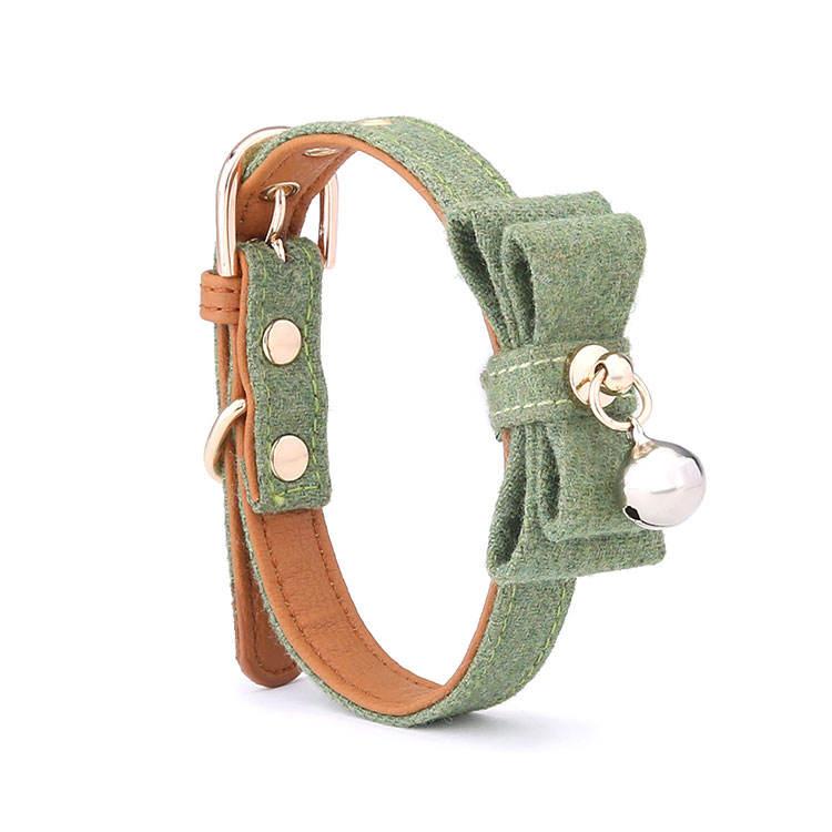 QS trainer marca fabricante de acessórios do cão de luxo para animais de estimação coleiras
