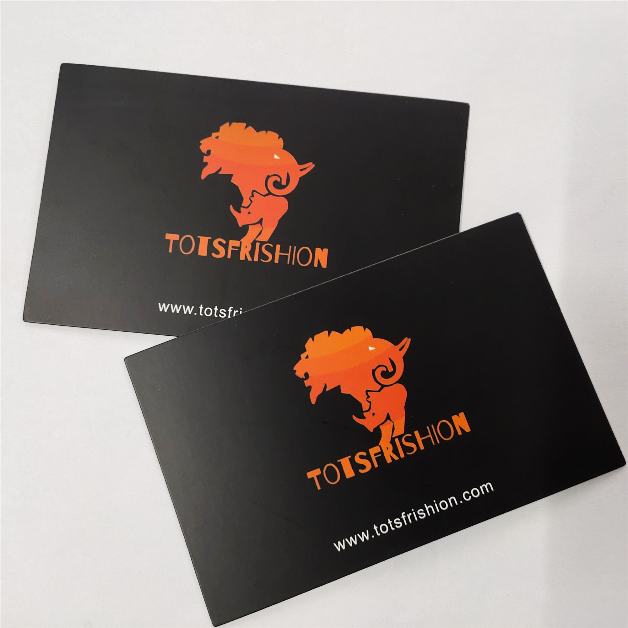 Custom printing postcard 7*11 cm Thank you card with logo the best quantity cards.