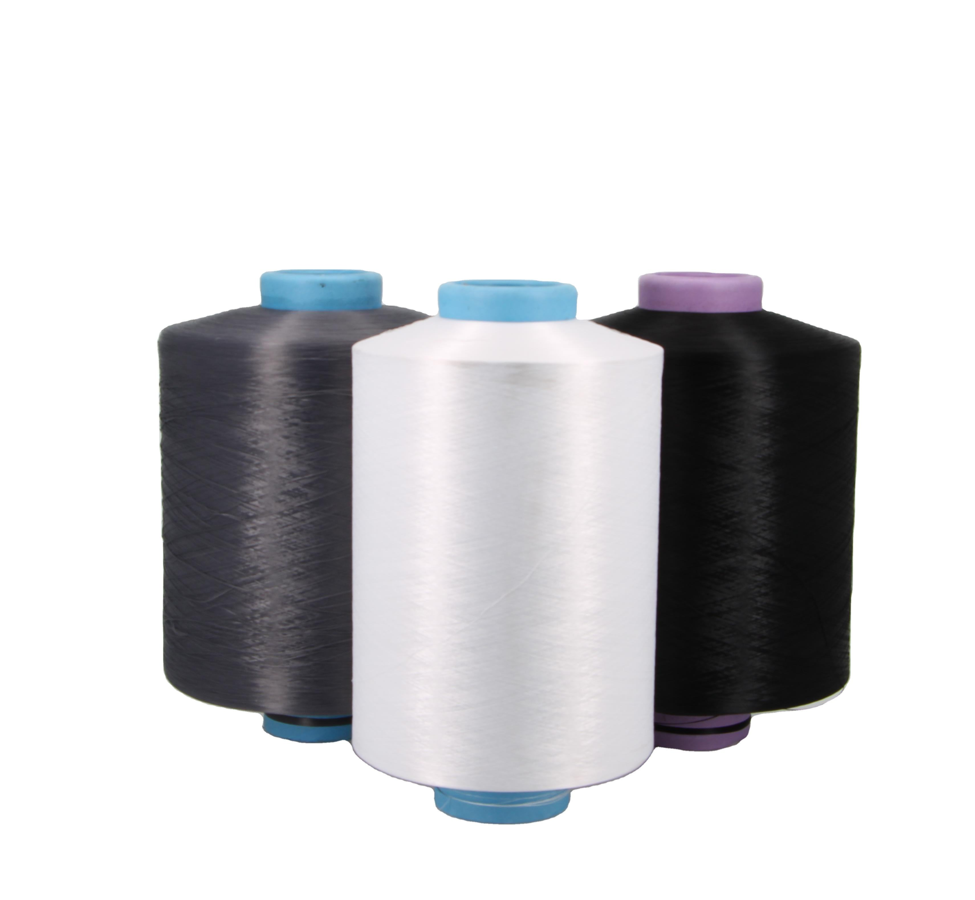 100% polyester cationic dyeable filament hygroscopic perspiration fiber/yarn