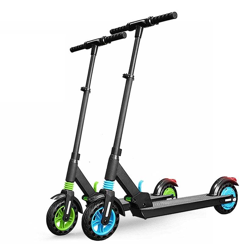 2020 Folding Electric Scooter Eu Warehouse E Scooter Smart Balance Board Urban Scooter Electric Adult
