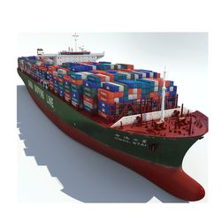 FCL LCL ocean sea freight container shipping rates from China to USA DDU DDP service
