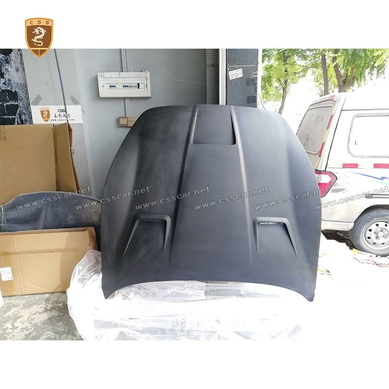 MC Style FRP Fiberglass Hood Cover Engine Bonnet For Maserati Gran Turismo GT Convertible