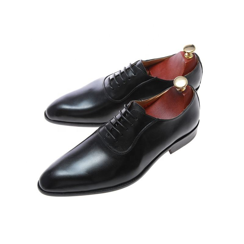NEW office oxford leather classic wedding guangdong custom wholesale shoes for men