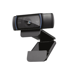 Logitech Hd Pro Webcam C920e Widescreen Video Calling And Recording 1080p Camera Desktop Or Laptop Webcam