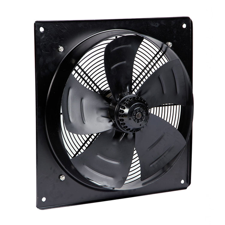 New energy saving 12v 24v 48v DC 110v 220v 230v AC axial flow fan large axial cooling fan for Telecommunications cabinet