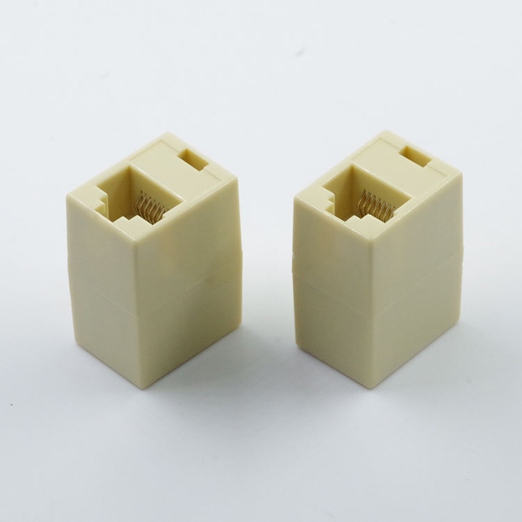 RJ45 networking coupler 8p8c adsl splitter