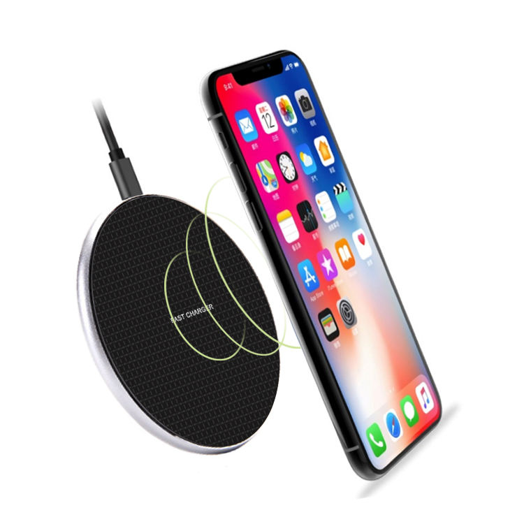 Smart Mobile Wireless station Phone Charger, Qi Wireless Charging Charger Pad, Universal Fast Qi Wireless Charger