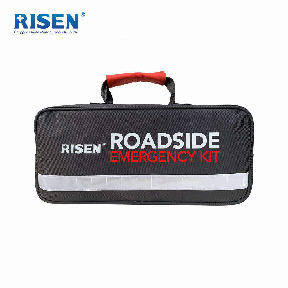 Other Vehicle Tools High Quality Roadside Car Emergency Kit with Safety Vests Car Jump Starter