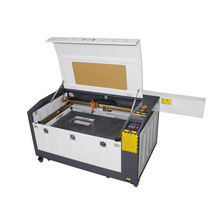 50W 60W 80W 100W JK6040 CO2 Laser Engraving Cutting Machine for Non-metal