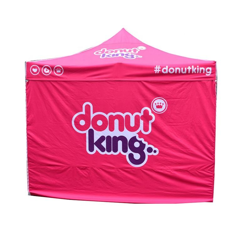 Wholesale Pop Up Canopy Marquee Custom Logo Printed Trade Show Advertising Folding Tent