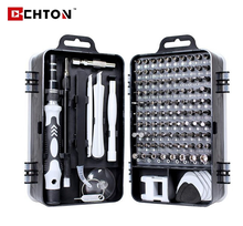 115 in 1 Precision Screwdriver Set Professional Screwdriver Bits Set Magnetic Electronics Repair Tool Set