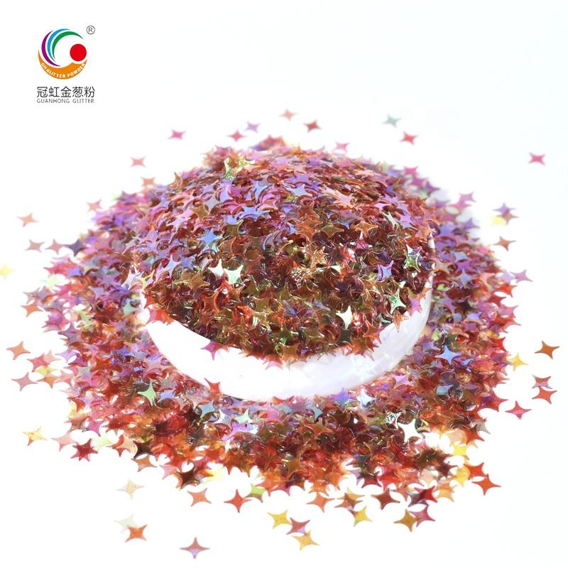 GH9620 New Product Ink Mermaid Glitter Mix Sizes Epoxy Resin Glitter Powder For Eyeshadow Wedding Decoration Factory Wholesale