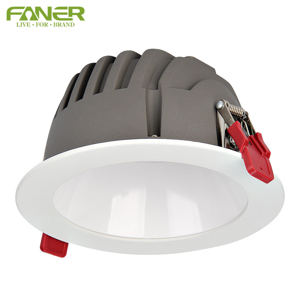 CB BIS SASO eer IECEE CE SAA נגד בוהק led <span class=keywords><strong>downlight</strong></span> 7w 10W 15W 20W 30W 40W 50W 60W למטה אור