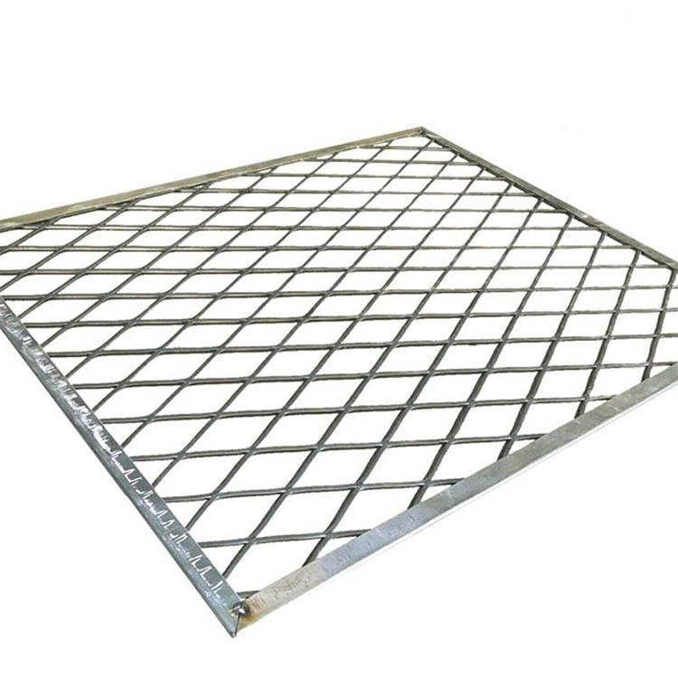 Galvanized Welded Steel Wire Mesh Decking Panel for Pallet Racking