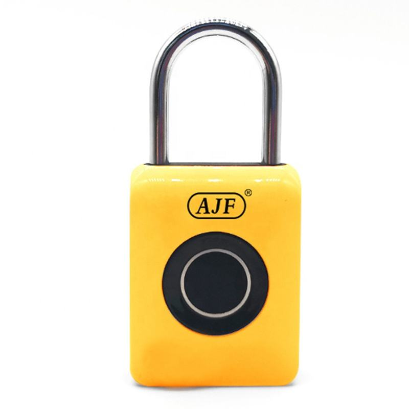 AJF Smart Keyless Digital Password USB cable Fingerprint Lock Key Lock