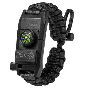 Amazon Hot Sale Wholesale Paracord Bracelet Manufacturer Paracord Bracelet Survival