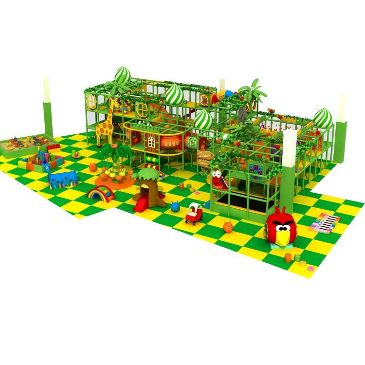 Spons Soft Play Materiaal En Indoor Speeltuin Type Apparatuur Indoor Spel