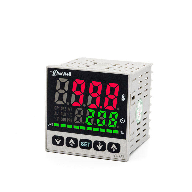 72*72 programmable temperature controller with timer