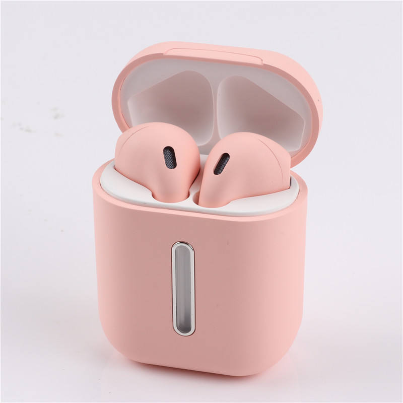 New Design Colorful TWS Wireless Earphone Earbuds Portable BT5.0 Binaural Stereo Q8L Bluetooth Headset With Charging Box
