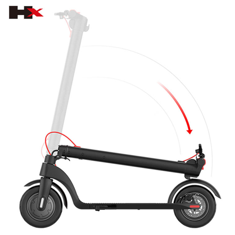 2020 Popular EU Version OEM Customized 32km/h 25km Air Far Tire 500W Electric Scooters